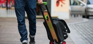 Olaf scooter – Kickstarter campaign
