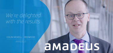 Amadeus – Biometric trial on Ljubljana Airport