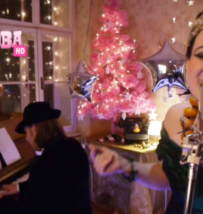 New Year – Christmas living room concert