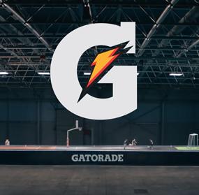 Gatorade – Make them sweat – BTS