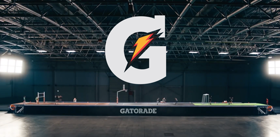 Gatorade – Make them sweat – BTS