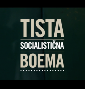 The socialistic bohemians